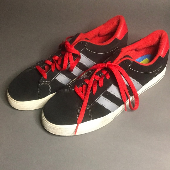 Adidas NEO Suede Shoes Sneakers Mens size 11 1/2